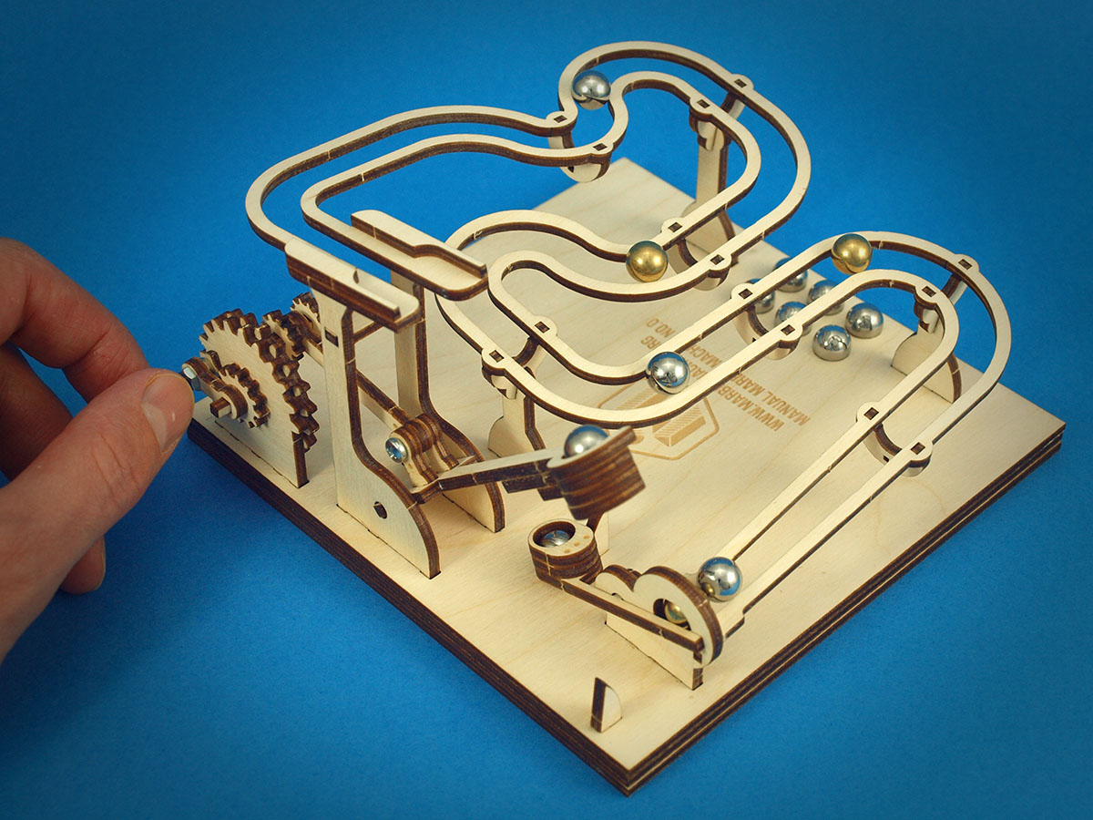 Manual Marble Machine No 0 Marble Machine Welcome To