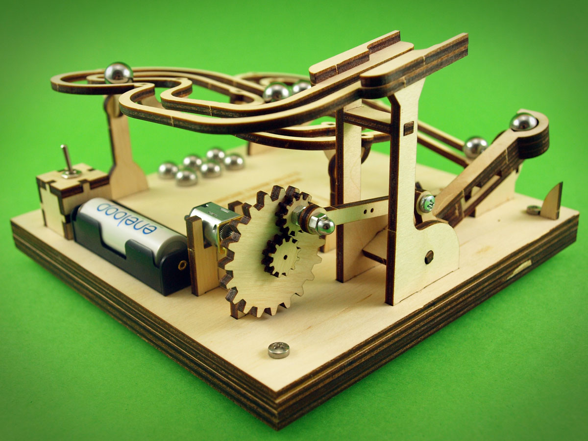 Electric Marble Machine No 0 Marble Machine Welcome To
